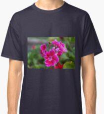 geranium in the garden Classic T-Shirt
