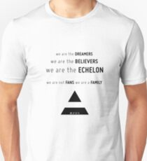 WE ARE. THIRTY SECONDS TO MARS T-Shirt