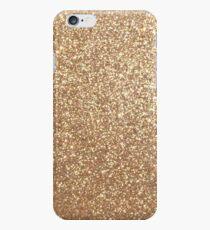 Copper Rose Gold Metallic Glitter iPhone 6 Case