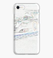 Lewis Hamilton  iPhone Case/Skin