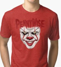 Misfit Clown Tri-blend T-Shirt