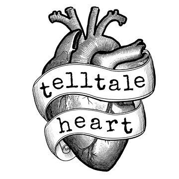 Telltale Heart by sianbrierley