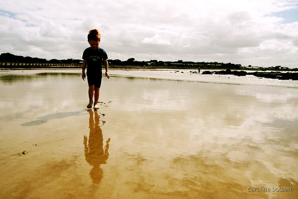 reflected child by caroline bowen