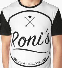 Roni's Bar Graphic T-Shirt