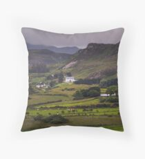 Fanad  County Donegal  Ireland Throw Pillow