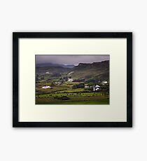 Fanad  County Donegal  Ireland Framed Print