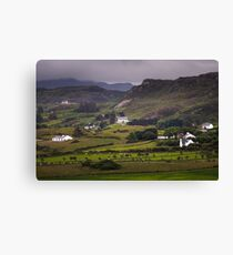 Fanad  County Donegal  Ireland Canvas Print