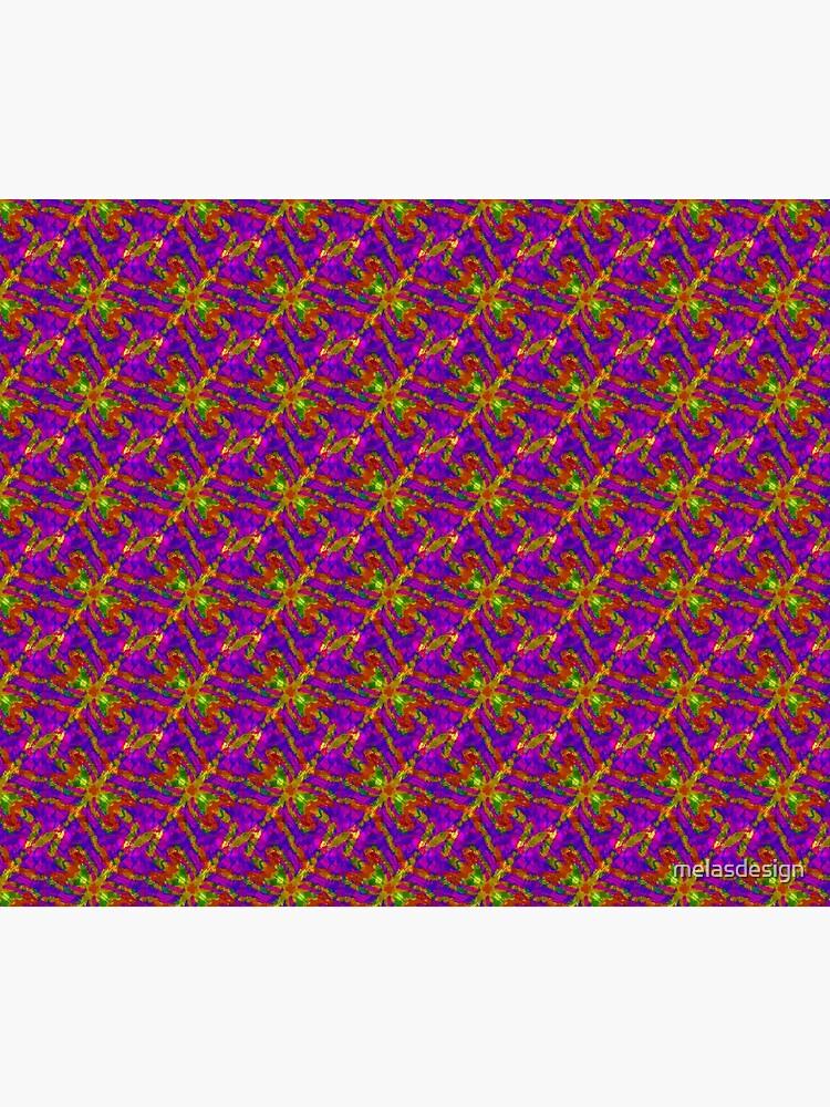 Firefly Pattern Pink by melasdesign
