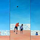 Beach Boys Series by Amanda Burns-Elhassouni