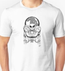 Tim Burton Film Art Portrait T-Shirt