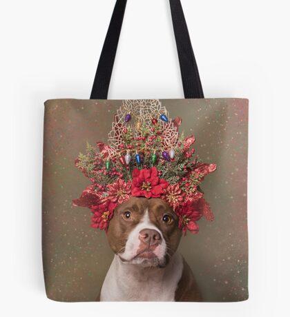 Flower Power, Chloe Tote Bag