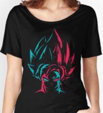 Dragon Ball - Goku Saiyan Women's Relaxed Fit T-Shirt