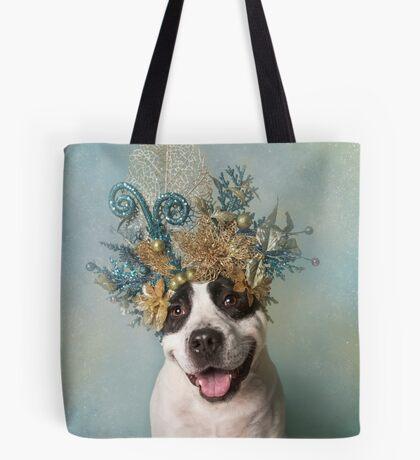 Flower Power, Dodger Tote Bag