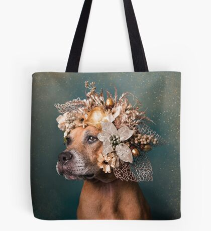 Flower Power, Hope Tote Bag