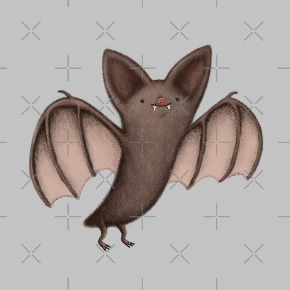 Cute Little Bat by Sophie Corrigan
