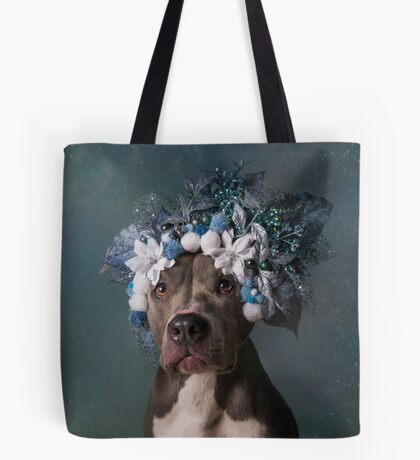 Flower Power, Patsy Tote Bag