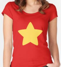 Steven Universe Star Women's Fitted Scoop T-Shirt