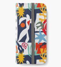 Inspiriert von Matisse iPhone Flip-Case/Hülle/Klebefolie