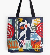Inspiriert von Matisse Tote Bag