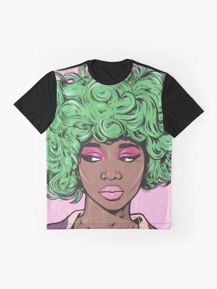 Alternate view of Kawaii Cutie Graphic T-Shirt