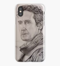 Paul McGann the eighth Doctor iPhone Case/Skin