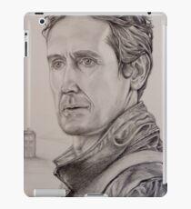 Paul McGann the eighth Doctor iPad Case/Skin