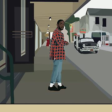 Kendrick Lamar - Element by ScoxtMerch