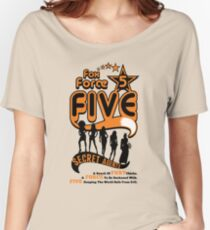 Pulp Fiction - Fox Force Five Women's Relaxed Fit T-Shirt
