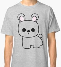 Cute Pet Bunny Rabbit Blanc de Hotot Classic T-Shirt