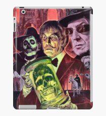 Classic Horror iPad Case/Skin