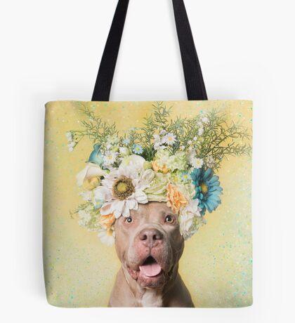 Flower Power, Princess Tote Bag