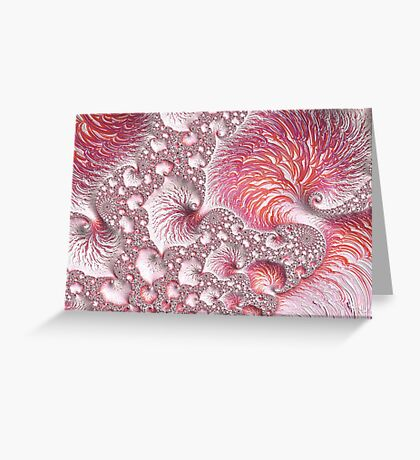 Seafoam Greeting Card
