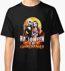 Halloween Is My Christmas Classic T-Shirt