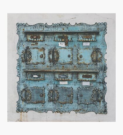 Charming Mail - Square Version Photographic Print