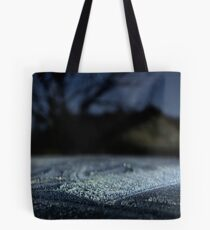 A Frosty Start Tote Bag