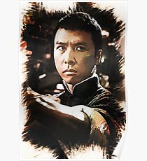 IP MAN - Dennie Yen Poster