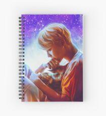 """Jimin """"Serendipity"""" Spiral Notebook"""