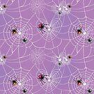 Halloween Spider Love by Patricia Lupien