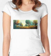 Pathway Women's Fitted Scoop T-Shirt