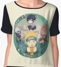 Team 7 Women's Chiffon Top