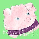 Cute little piggy by iCraftCafe