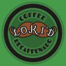 Loki'd Brand Decaffenado Coffee by middletone
