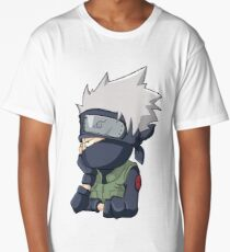 Kakashi Naruto Long T-Shirt