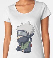 Kakashi Naruto Women's Premium T-Shirt