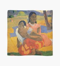 Affordable Art $300,000,000 When Will You Marry by Paul Gauguin Scarf