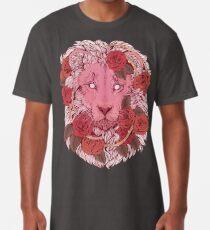 Löwe der Rosen Longshirt