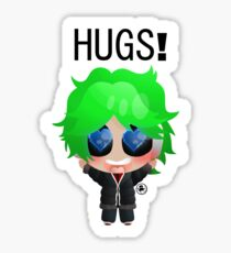 Hugs! Sticker