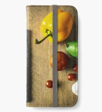 Cookery iPhone Wallet