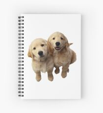 Puppies! Sale!!! Spiral Notebook