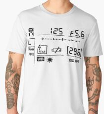 Camera Display Men's Premium T-Shirt